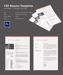 ceo resume template u2013 11 free samples examples format download