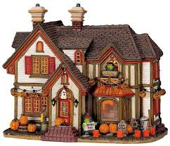 Spooky Village Halloween Decorations by 57 Best Lemax Spooky Town Images On Pinterest Halloween Village