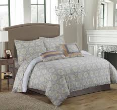 Cotton Queen Duvet Cover Tribeca Living Maldives 5 Piece Cotton Medallion Duvet Cover Set
