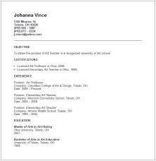 how to do a resume example best 20 high resume ideas on