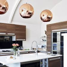 Copper Pendant Lights Kitchen Copper Pendant Lights In The Kitchen Kitchn