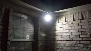 Led Security Lights 10w Led Security Light Hack 8 Steps