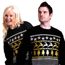 christmas hers top 40 matching christmas sweaters designs you must try