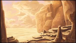 akaptor desert by karbo on deviantart