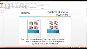 sap tutorial ppt espresso tutorials virtual book club meeting practical guide to sap