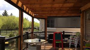 motorized porch screen systems by redeemedhomes youtube