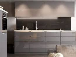 stainless steel kitchen cabinets ikea details about 1 ikea ringhult gloss grey for sektion kitchen cabinet drawer faces gray 18 x5