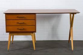 Modern Partners Desk Mid Century Modern Partners Desk By Renzo Rutili Mid Century