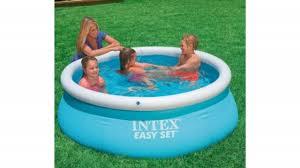 Intex Inflatable Swimming Pool Intex Pool 6 Ft X 20 In 234 Gal By Intex Youtube