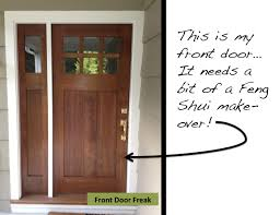 feng shui for front doors front door freak