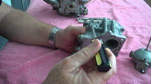 aisan carburetor vacuum operated secondary youtube