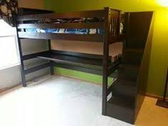 Short Loft Bed Maxtrix Kids Low Loft Bed With Stairs Big Room Pinterest