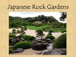 japanese rock gardens the japanese rock garden 枯山水
