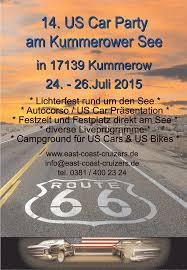 Ffg Bad Doberan East Coast Cruizers Rostock Ig American Cars E V