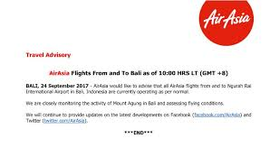 airasia refund policy airasia on twitter travel advisory airasia flights from and to