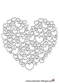 coloring pages of a heart valentine coloring pages print valentines day coloring page and