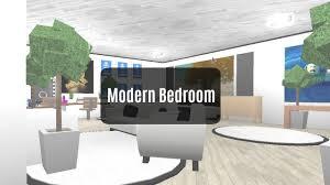 roblox bloxburg room designs modern bedroom new series youtube