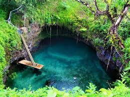 Natural Pools by 5 Most Amazing Natural Swimming Pools Around The World