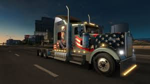 build your own kenworth truck american truck simulator pc windows mac linux steam key