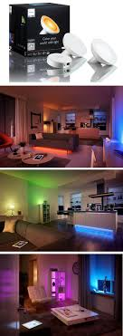 led lights for dorm here s the next generation of home lighting use your smart phone or