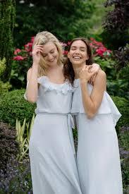 amsale bridesmaid our with amsale aberra of amsale bridesmaids