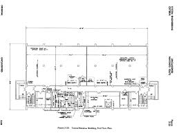 floor plan layout navy commsta building plans and equipment layout
