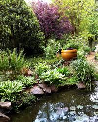 Botanical Gardens In Nc by Karen U0026 Ted U0027s Garden In North Carolina Fine Gardening