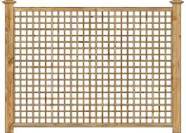 wood lattice wall wood fence cedar square lattice panel dennisville fence