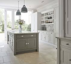 modern shaker kitchen grey shaker kitchen featuring the latest cutting edge miele