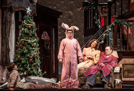 a christmas story the musical at paper mill playhouse youtube