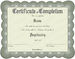 examples of certificates of completion free download award certificate template samples thogati