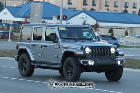 silver jeep rubicon billet silver jl wrangler club thread 2018 jeep wrangler forums