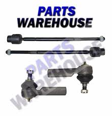 brand new mazda 4 pc brand new tie rod end kit ford escape mazda tribute mercury