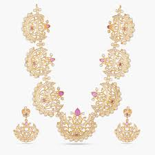 indian necklace set images Buy felisa necklace set indian necklace set online tarinika jpg