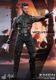 Fabuloso X-Men Days of Future Past Wolverine by Hot Toys - The Toyark - News @GT87