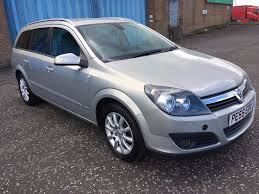 55 vauxhall astra design 1 6 estate mot april 2018 service