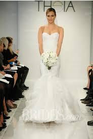 theia wedding dresses theia mermaid gown wedding dress on tradesy