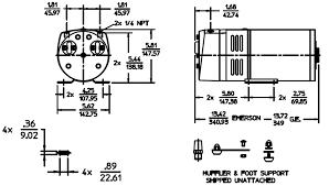gast 0523 rotary vane septic air pump gast 0523 101q sg588dx