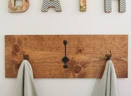 decorative towel hooks for bathrooms 1000 ideas about bathroom