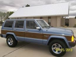 1989 jeep wagoneer limited purchase used 1988 jeep wagoneer limited sport utility 4 door 4 0l