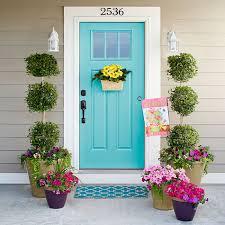 front door decorations all paint ideas