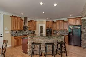 Rustic Kitchen Islands Kitchen Rustic Kitchen Blue Ceiling Fan Galley Kitchen Island