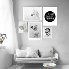 Horse Decorations For Home by Horse Decorations For Home Online Get Cheap Horse Jumping Art