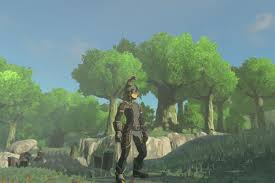 zelda breath of the wild guide how to get the rubber armor set