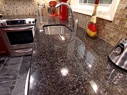 Granite Countertop Kitchen Paints Ideas How To Install by Granite Countertop Colors Hgtv