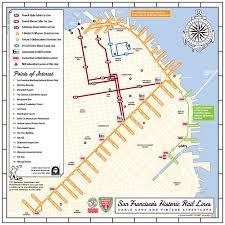 Bart Map San Francisco San Francisco Street Cars Map Michigan Map