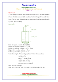 ncert solutions for class 10 maths chapter 13 exercise 13 2 online