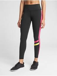 gap patterned leggings workout leggings gap