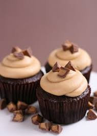 cupcakes recipe chocolate peanut butter cupcakes recipe glorious treats