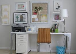 interior design inspiration boards on the wall with white computer